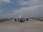 ken1☆MYJさんが、那覇空港で撮影した全日空の航空フォト(写真)