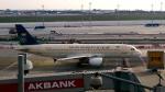 tsubasa0624さんが、アタテュルク国際空港で撮影したサウジアラビア航空 A320-214の航空フォト(写真)