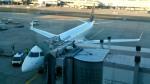 tsubasa0624さんが、フランクフルト国際空港で撮影したルフトハンザ・シティライン ERJ-190-200 LR (ERJ-195LR)の航空フォト(写真)