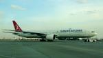 tsubasa0624さんが、アタテュルク国際空港で撮影したターキッシュ・エアラインズ 777-3F2/ERの航空フォト(写真)