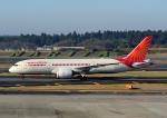 じーく。さんが、成田国際空港で撮影したエア・インディア 787-8 Dreamlinerの航空フォト(写真)