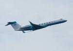 じーく。さんが、成田国際空港で撮影したアメリカ企業所有 G500/G550 (G-V)の航空フォト(飛行機 写真・画像)