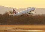 ふじいあきらさんが、広島空港で撮影したマカオ航空 A321-231の航空フォト(飛行機 写真・画像)