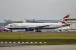tsubasa0624さんが、成田国際空港で撮影したブリティッシュ・エアウェイズ 777-236/ERの航空フォト(飛行機 写真・画像)
