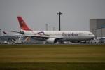 tsubasa0624さんが、成田国際空港で撮影したトランスアジア航空 A330-343Xの航空フォト(写真)