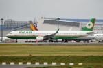tsubasa0624さんが、成田国際空港で撮影したエバー航空 A321-211の航空フォト(写真)