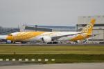 tsubasa0624さんが、成田国際空港で撮影したスクート (〜2017) 787-9の航空フォト(飛行機 写真・画像)
