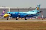 VICTER8929さんが、ドンムアン空港で撮影したSGAエアラインズ 340Bの航空フォト(写真)