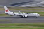 ピリンダさんが、羽田空港で撮影したJALエクスプレス 737-846の航空フォト(写真)