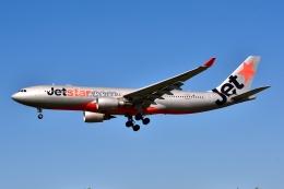 フリューゲルさんが、成田国際空港で撮影したジェットスター A330-202の航空フォト(飛行機 写真・画像)