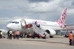 TRIPworldさんが、モワ国際空港で撮影したジャンボジェット 737-3U8の航空フォト(写真)