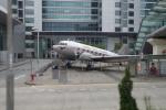 TRIPworldさんが、香港国際空港で撮影したキャセイパシフィック航空 C-47A Skytrainの航空フォト(写真)
