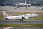 mojioさんが、羽田空港で撮影したJALエクスプレス 737-846の航空フォト(飛行機 写真・画像)