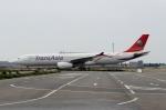 ハピネスさんが、関西国際空港で撮影したトランスアジア航空 A330-343Xの航空フォト(飛行機 写真・画像)