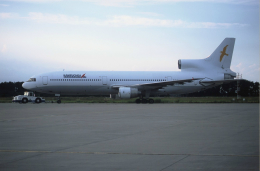 kumagorouさんが、仙台空港で撮影したカンプチア航空 L-1011-385-1 TriStar 1の航空フォト(写真)
