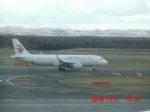 鬼の手さんが、新千歳空港で撮影した中国東方航空 A320-214の航空フォト(写真)