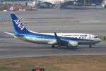 りんたろうさんが、香港国際空港で撮影した全日空 737-781の航空フォト(写真)