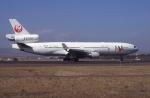 kumagorouさんが、仙台空港で撮影した日本航空 MD-11の航空フォト(写真)