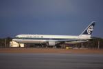 kumagorouさんが、仙台空港で撮影したニュージーランド航空 767-319/ERの航空フォト(写真)