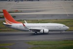 mojioさんが、羽田空港で撮影したハンワ・ケミカル 737-7HF BBJの航空フォト(飛行機 写真・画像)