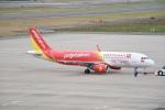 kumagorouさんが、福島空港で撮影したベトジェットエア A320-214の航空フォト(飛行機 写真・画像)