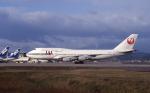 kumagorouさんが、仙台空港で撮影した日本航空 747-446Dの航空フォト(写真)