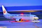 狭心症さんが、小倉空港で撮影した日本航空 737-846の航空フォト(写真)