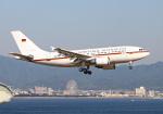 PGM200さんが、関西国際空港で撮影したドイツ空軍 A310-304の航空フォト(飛行機 写真・画像)