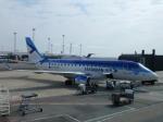 TRIPworldさんが、コペンハーゲン国際空港で撮影したエストニアン・エア ERJ-170-100 (ERJ-170STD)の航空フォト(写真)