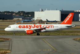 航空フォト:G-EZTH イージージェット A320