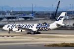 関西国際空港 - Kansai International Airport [KIX/RJBB]で撮影されたフィンエアー - Finnair [AY/FIN]の航空機写真
