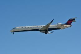 航空フォト:N817SK スカイウエスト CRJ-900