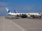 ken1☆MYJさんが、那覇空港で撮影した全日空 767-381の航空フォト(写真)