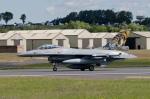 eagletさんが、フェアフォード空軍基地で撮影したノルウェー空軍 F-16A Fighting Falconの航空フォト(写真)