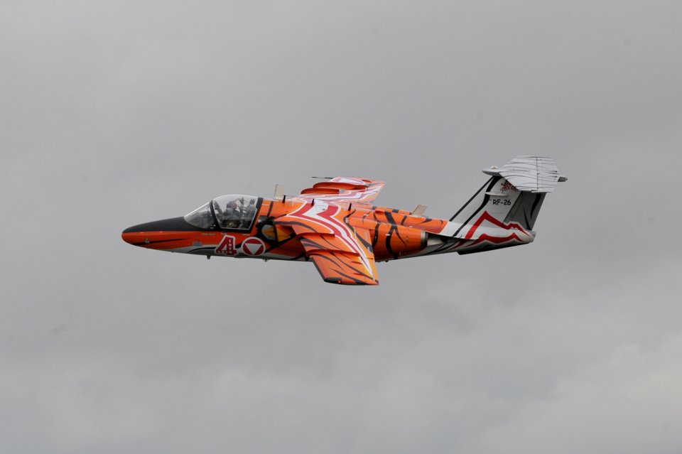 eagletさんのAustrian Air Force Saab 105 (RF-26) 航空フォト
