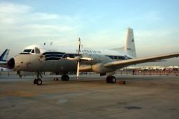 VICTER8929さんが、ドンムアン空港で撮影したタイ王国空軍 HS.748の航空フォト(飛行機 写真・画像)