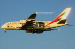 仁川国際空港 - Incheon International Airport [ICN/RKSI]で撮影されたエミレーツ航空 - Emirates [EK/UAE]の航空機写真