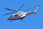 パンダさんが、成田国際空港で撮影した三井物産エアロスペース AW139の航空フォト(写真)