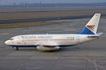 Gambardierさんが、デュッセルドルフ国際空港で撮影したクロアチア航空 737-230/Advの航空フォト(飛行機 写真・画像)