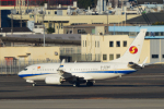 パンダさんが、羽田空港で撮影した南山公務 737-7GJ BBJの航空フォト(写真)