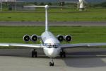 senyoさんが、新潟空港で撮影したアエロフロート・ロシア航空 Il-62Mの航空フォト(飛行機 写真・画像)
