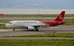 ハピネスさんが、関西国際空港で撮影した深圳航空 A320-232の航空フォト(飛行機 写真・画像)