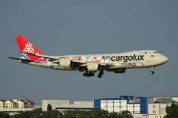 RUSSIANSKIさんが、シンガポール・チャンギ国際空港で撮影したカーゴルクス 747-8R7F/SCDの航空フォト(飛行機 写真・画像)