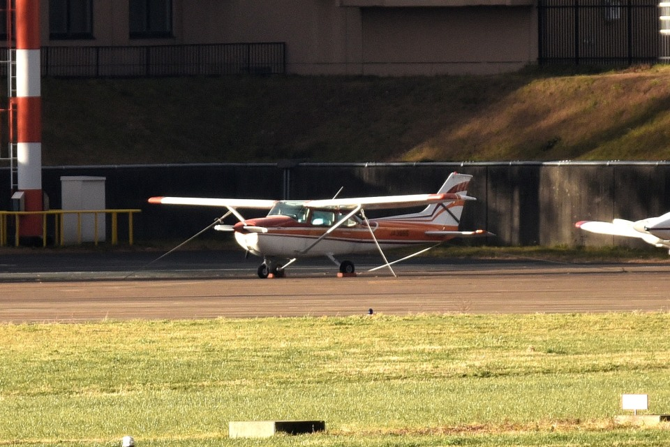 tsubasa0624さんの北日本航空 Cessna 172 (JA3665) 航空フォト