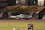 tsubasa0624さんが、花巻空港で撮影した北日本航空 PA-23-250 Aztec Fの航空フォト(飛行機 写真・画像)