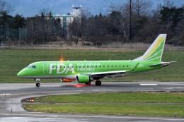 tsubasa0624さんが、花巻空港で撮影したフジドリームエアラインズ ERJ-170-200 (ERJ-175STD)の航空フォト(飛行機 写真・画像)