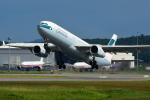 RUSSIANSKIさんが、クアラルンプール国際空港で撮影したキャセイパシフィック航空 A330-343Xの航空フォト(写真)