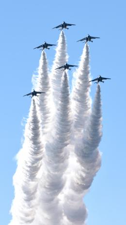 norimotoさんが、新田原基地で撮影した航空自衛隊 T-4の航空フォト(飛行機 写真・画像)