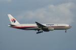 北の熊さんが、新千歳空港で撮影したマレーシア航空 777-2H6/ERの航空フォト(写真)