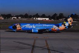 Fuseyaさんが、シアトル タコマ国際空港で撮影したアラスカ航空 737-4Q8の航空フォト(飛行機 写真・画像)